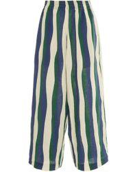 WHIT - Desi Linen Pant - Lyst