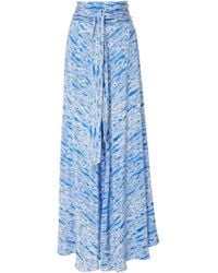 Jaline - Charlotte Wide Legged Pants - Lyst