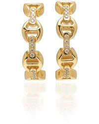 Hoorsenbuhs - Crescent Earrings - Lyst