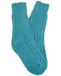 The Elder Statesman - Yosemite Cashmere Socks - Lyst