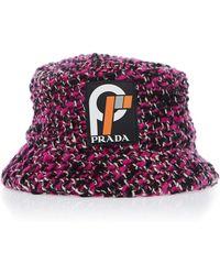 f104ffe0 Women's Prada Hats - Lyst