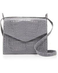 Nancy Gonzalez - Envelope Flap Shoulder Bag - Lyst