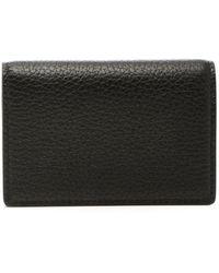 Smythson - Burlington Leather Fold Card Case - Lyst