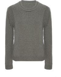 Burberry - Dobson Crewneck Sweater - Lyst