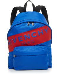 Givenchy - Urban Backpacks Logo Shell Backpack - Lyst