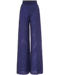 Pepa Pombo - Carrington Wide-leg Pant - Lyst