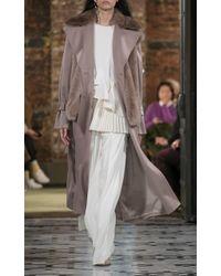 ADEAM - Robe Trench Coat - Lyst