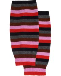 Molly Goddard - Rowan Wool Legwarmers - Lyst