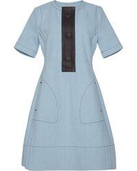 Marni - Short Sleeve Dress - Lyst