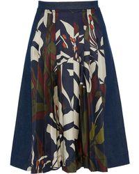 La Prestic Ouiston - Sagan Pleated Skirt - Lyst