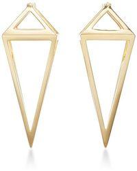 Noor Fares | Pendulum 3d Earrings | Lyst