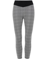 Sàpopa - Ginny Checkered Legging - Lyst
