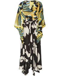Lenny Niemeyer - Silk Gomes Maxi Dress - Lyst