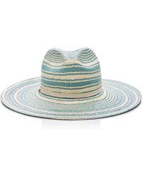 Yestadt Millinery - Somba Woven Straw Hat - Lyst