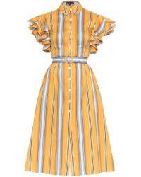 Lena Hoschek - Rambazamba Shirt Dress - Lyst