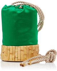 Glorinha Paranagua - Saigon Bucket Bag - Lyst