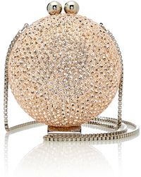 Marzook - Crystal Ball Resin And Brass Orb Bag - Lyst