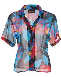 A Peace Treaty - Talla Tropical Button Down - Lyst