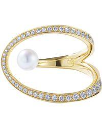 Tasaki - Aurora Pearl Ring - Lyst