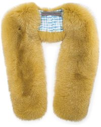 Pologeorgis - Fox Fur Scarf - Lyst