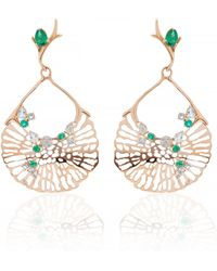 Federica Rettore - Gorgonia Earrings - Lyst