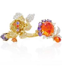 Anabela Chan | Imperial Delphinium Ring | Lyst