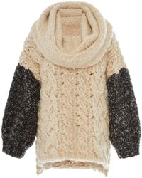 Tuinch - Exclusive Cable-knit Cashmere Jumper - Lyst