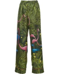 F.R.S For Restless Sleepers - Etere Print Pyjama Trousers - Lyst