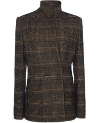 Philosophy Di Lorenzo Serafini - Prince Of Wales Checked Blazer - Lyst