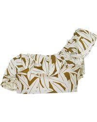 WHIT - Pearl Bikini Top - Lyst