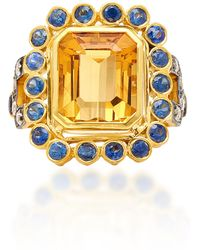 Holly Dyment - One-of-a-kind Empress Citrine Ring - Lyst