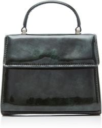 Maryam Nassir Zadeh - Marlow Patent-leather Shoulder Bag - Lyst