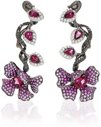 Wendy Yue - M'o Exclusive: Lux Garden Earring - Lyst