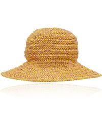 Etro - Woven Bucket Hat - Lyst