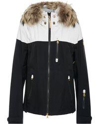 Bogner - Nela Fur-trimmed Shell Jacket - Lyst