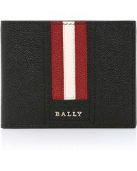 Bally - Multi-slot Leather Wallet - Lyst