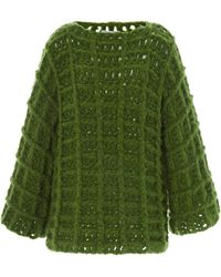 Tuinch - Exclusive Waffle-knit Cashmere Jumper - Lyst