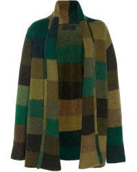 The Elder Statesman - Italy Cashmere Striped Jacket - Lyst