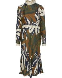 La Prestic Ouiston | Pommerol Printed Dress | Lyst