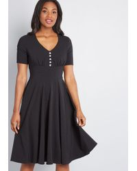 Hell Bunny - Sway With Me A-line Dress - Lyst
