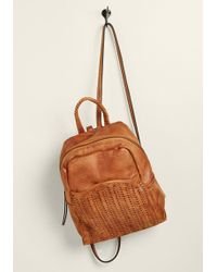 ModCloth - Weave Been There Backpack - Lyst