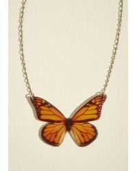 Beijo Brasil - Fly, You Beautifuls Necklace - Lyst
