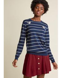 Sugarhill - Word On The Wire Sweater - Lyst