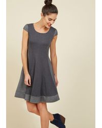 Mystree - Prepped For Promotion A-line Dress - Lyst