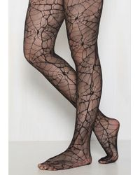 Leg Avenue - Web, Where, And Why Tights - Lyst