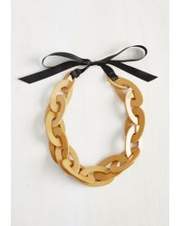 Cara - In The Link Of An Eye Necklace - Lyst