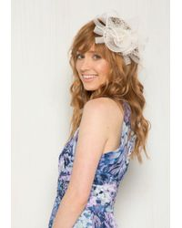 Kathy Jeanne - Honorable Attention Fascinator - Lyst