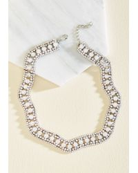 Cara - Take Things Retro Necklace - Lyst