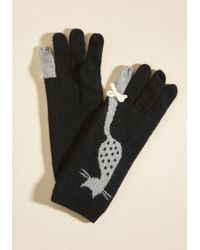 Alice Hannah - Ever The Ailurophile Gloves - Lyst