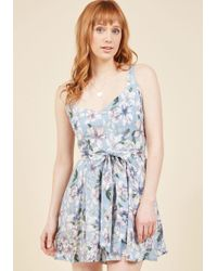 Collectif | Upbeat Afternoon Romper | Lyst